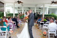 The Hudson Manor Wedding in Louisburg NC