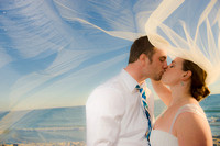 Coral Bay Club Beach Wedding Photography