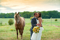 DIY wedding in Garner